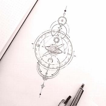 Search inspiration for a Geometric tattoo.        Search inspiration for a Geometric tattoo.