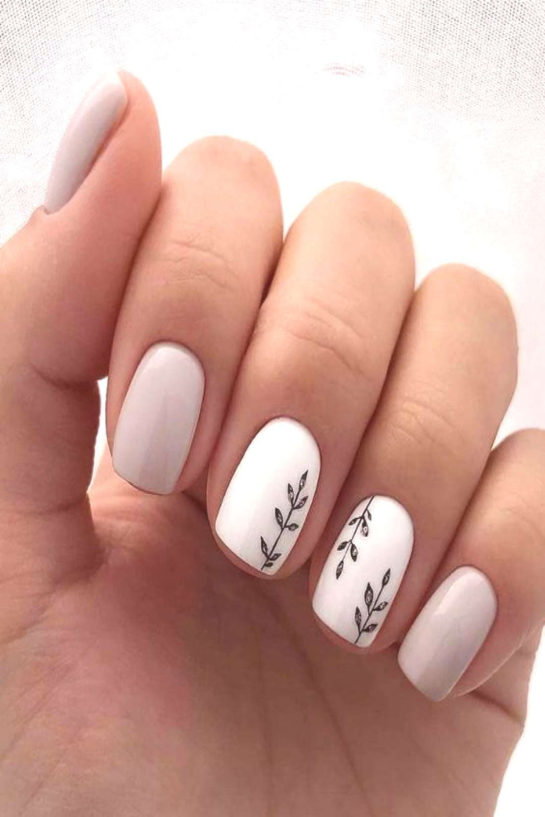 50+ Simple and Amazing Gel Nail Designs For Summer - Page 49 of 50 - SooPush#ama... 50+ Simple and