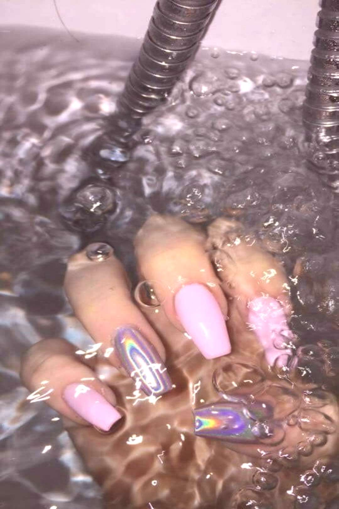52 latest acryl nail design ideas for this year -