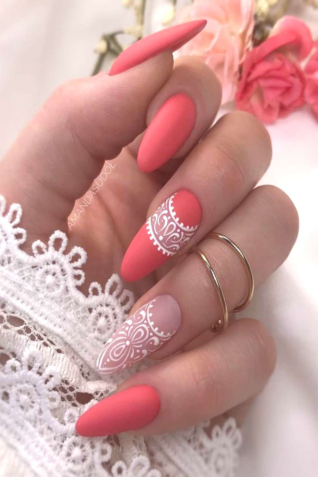 60 + Trendy Gel Nails Designs Inspirationen   - Nails when I get them redone -
