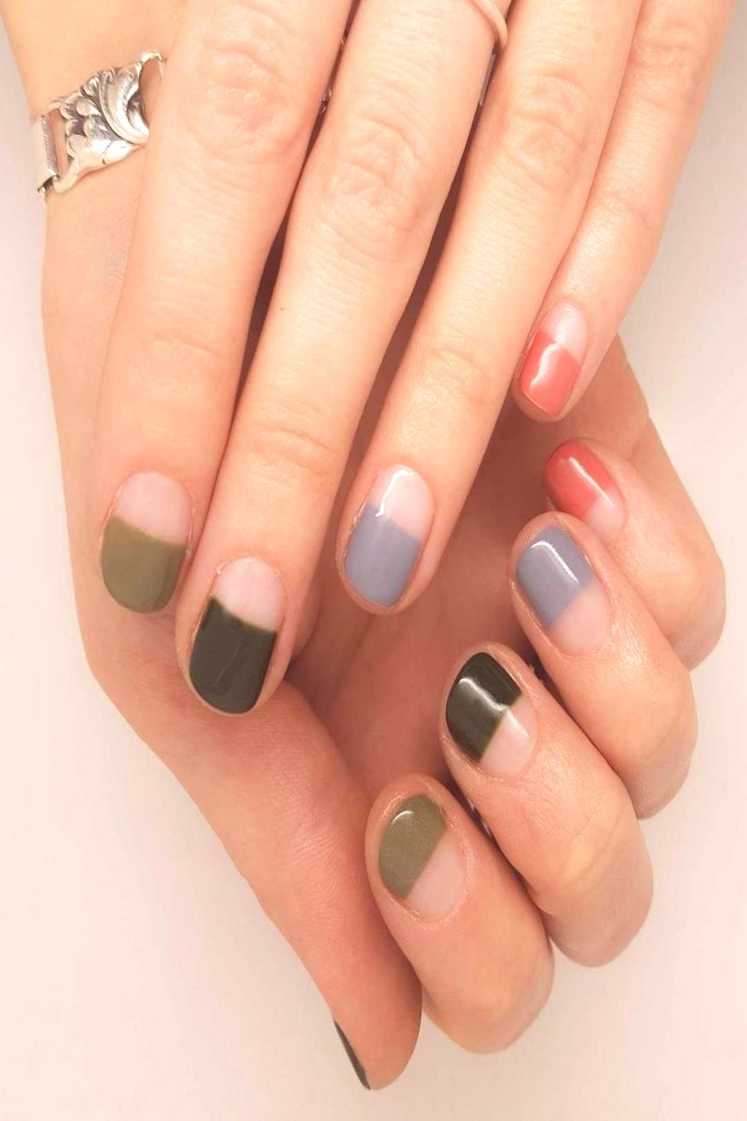 80 Awesome Minimalist Nail Art Ideas