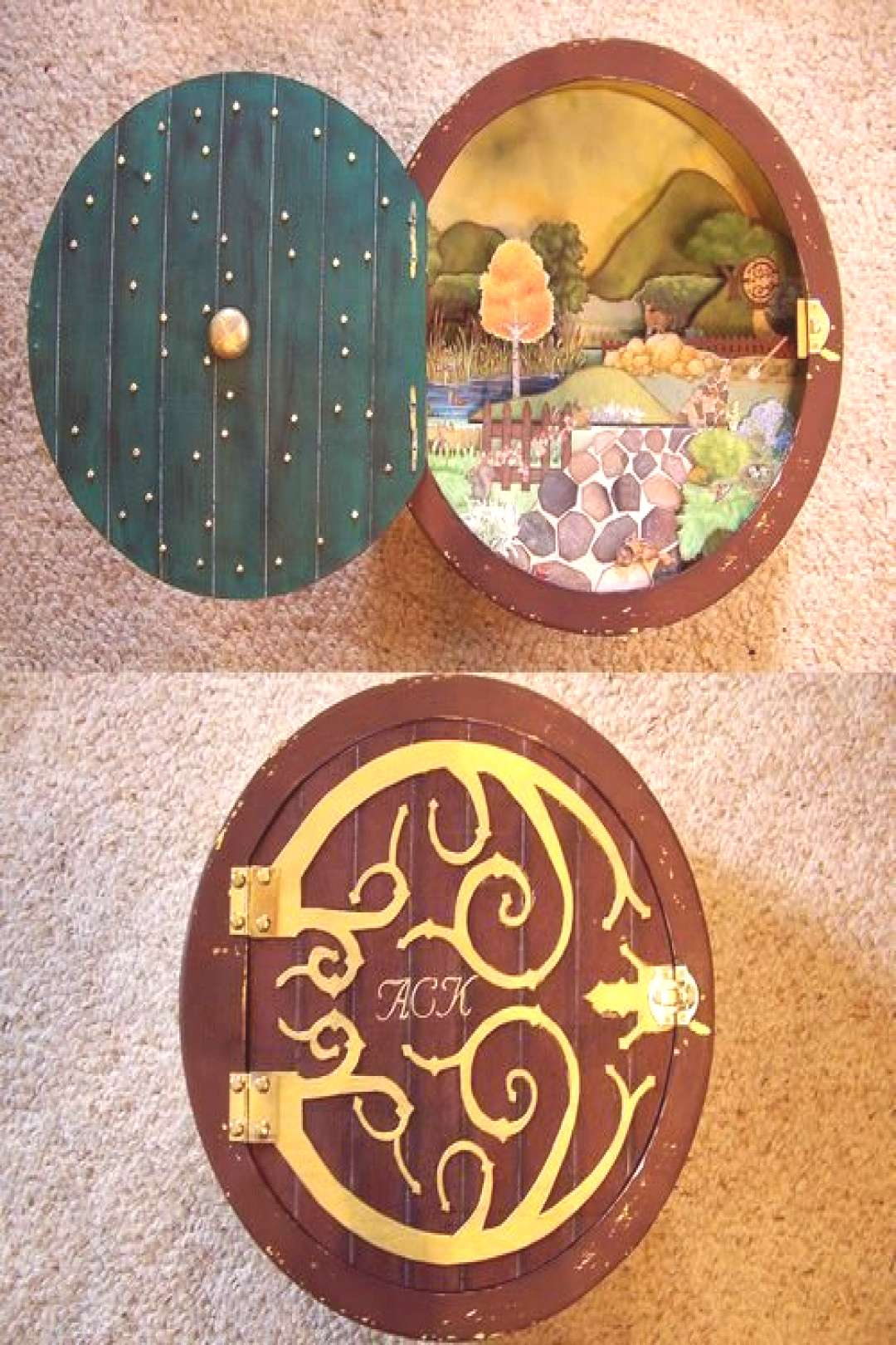 Cooler Geeks - A Hobbit Box. I want one!