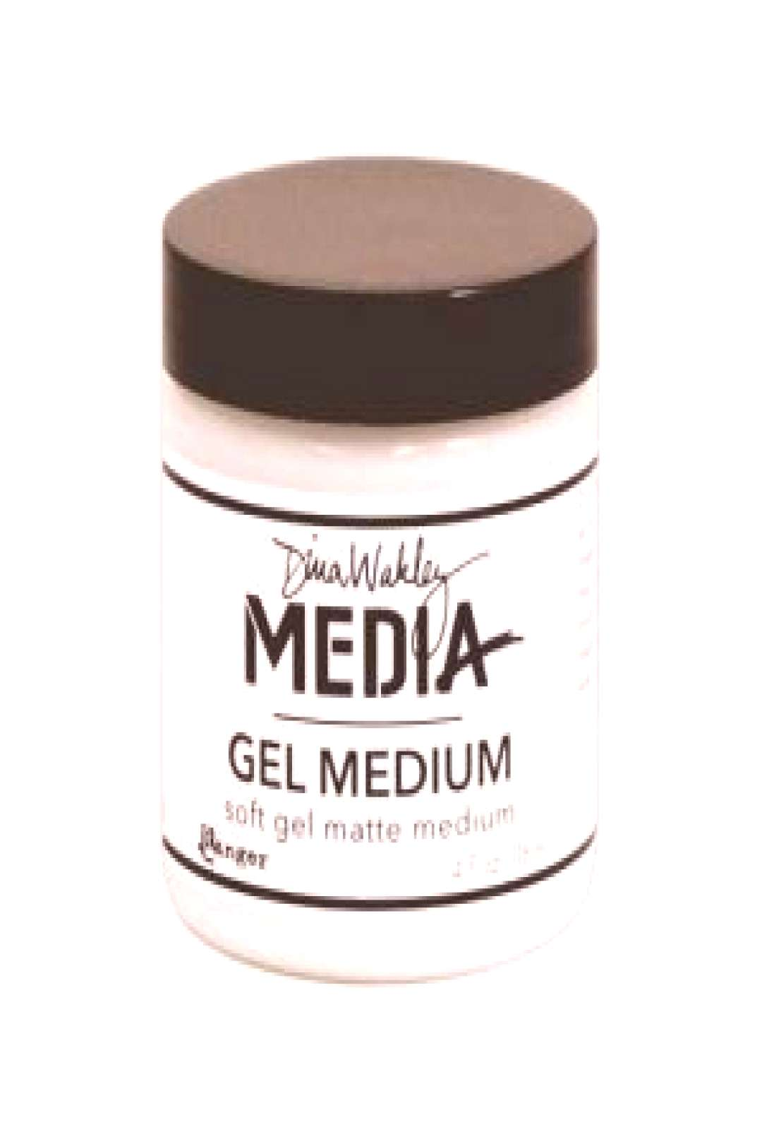 Dina Wakley Media Gel Medium - 4oz Jar
