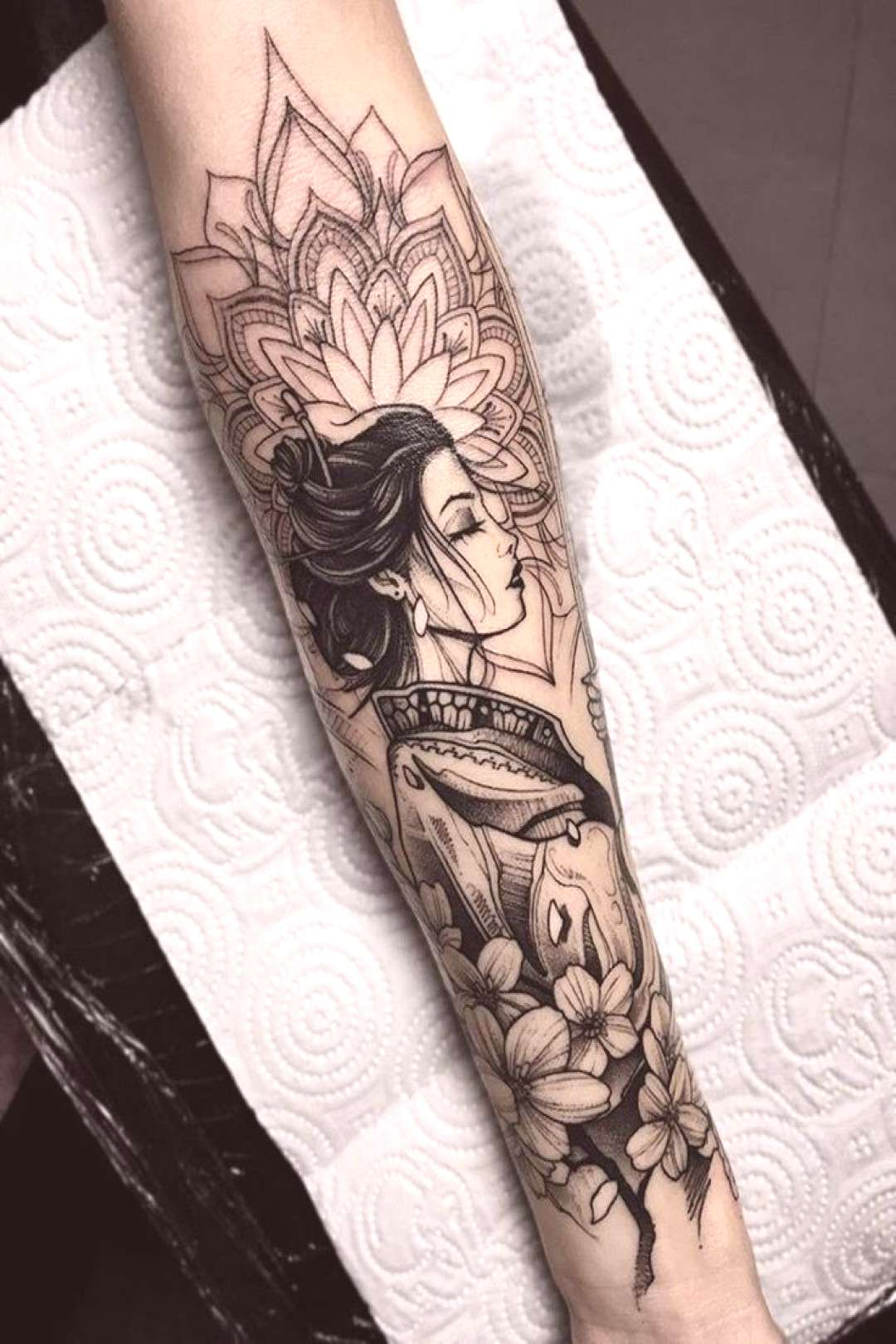 Geisha Tattoos Blackwork Irezumi Tattoos Geisha tattoos blackwork ; geisha tattoos blackwork ; geis
