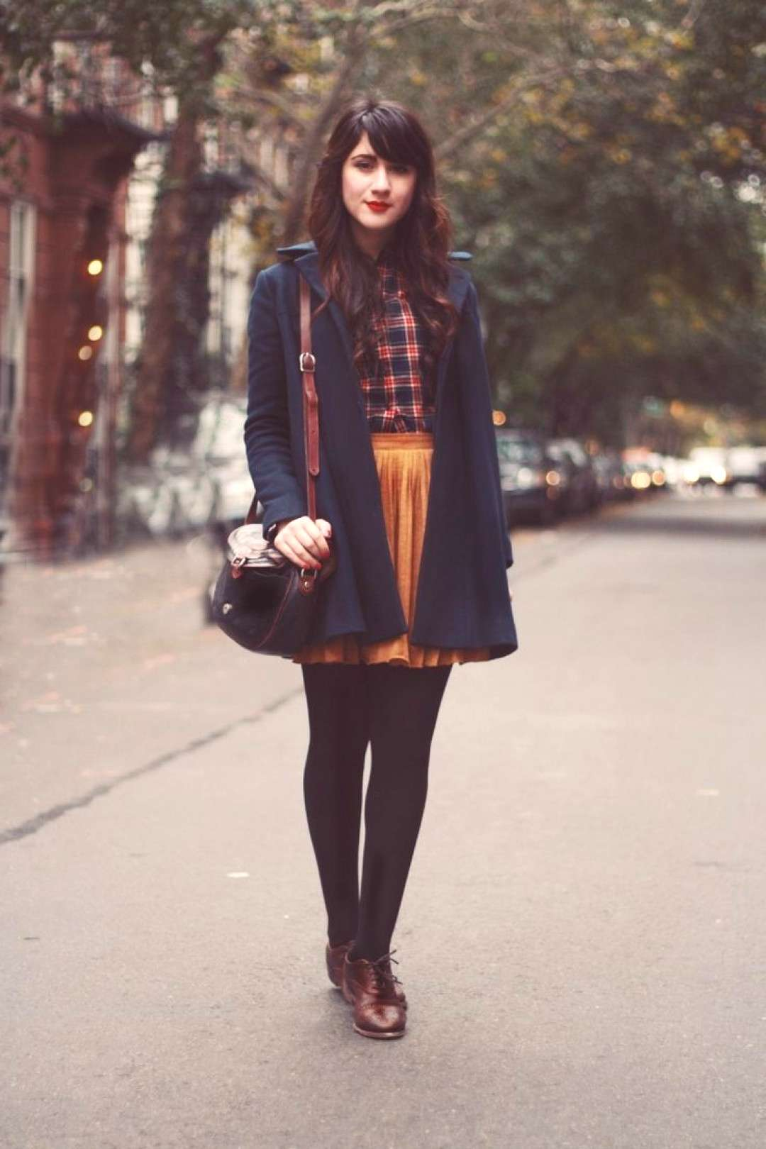 Preppy Girl Style And Geek Chic Outfit Ideas 2017
