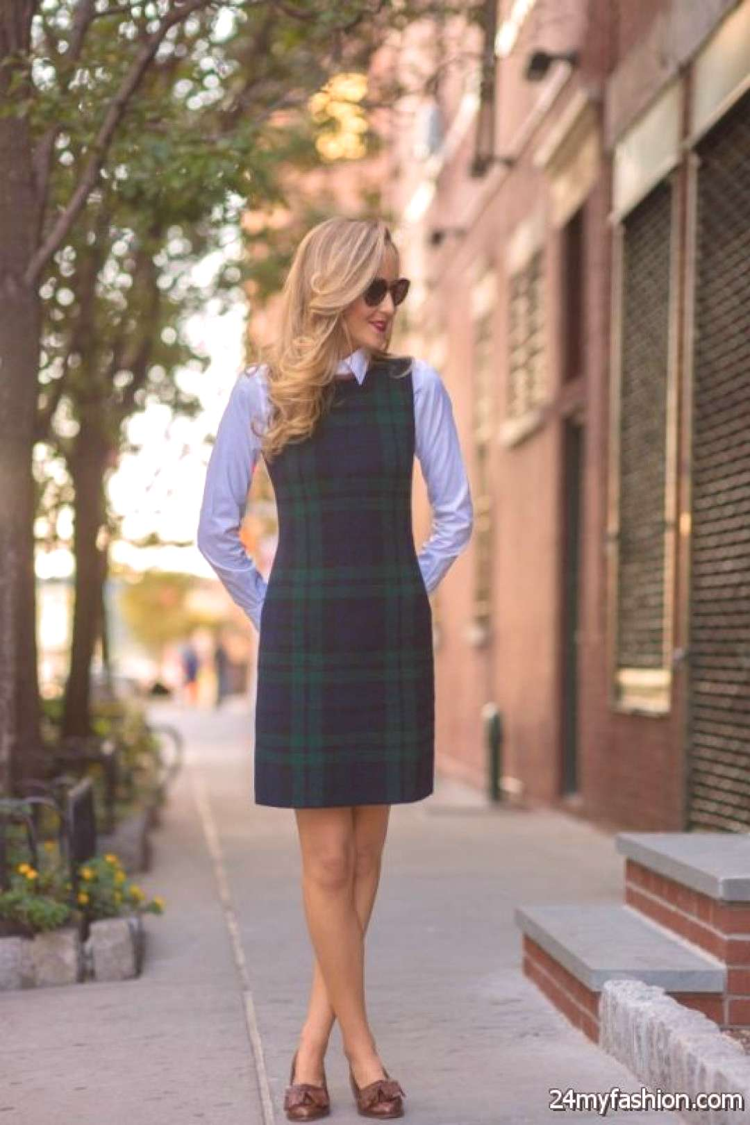 Preppy Girl Style And Geek Chic Outfit Ideas 2019-2020
